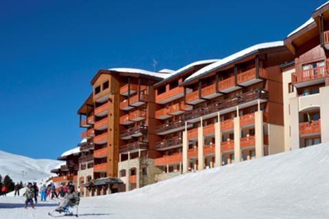 Korting skivakantie Paradiski ⛷️Résidence Thémis