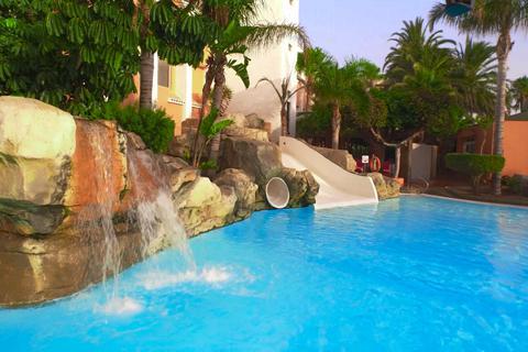 Goedkope zonvakantie Andalusië - Costa de Almería - Diverhotel Nautilus Roquetas
