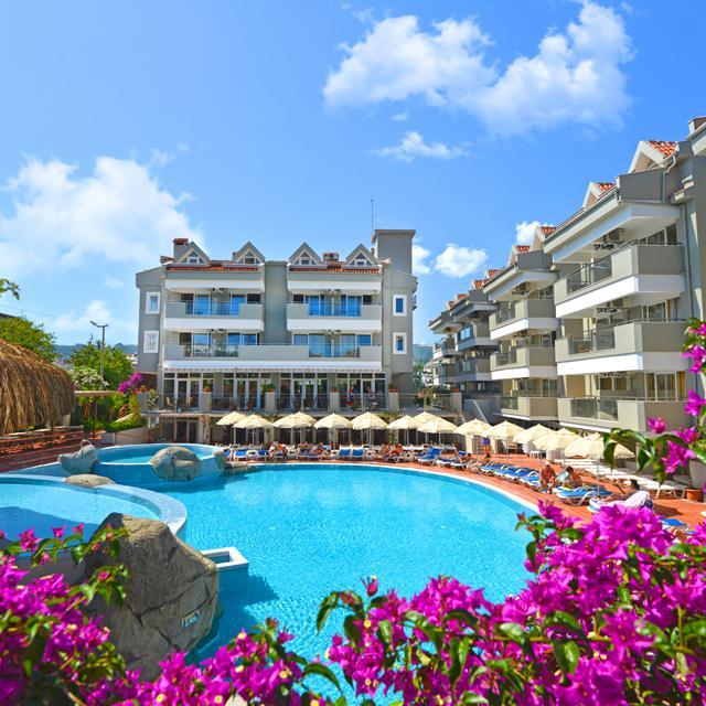 Marmaris - Hotel Begonville