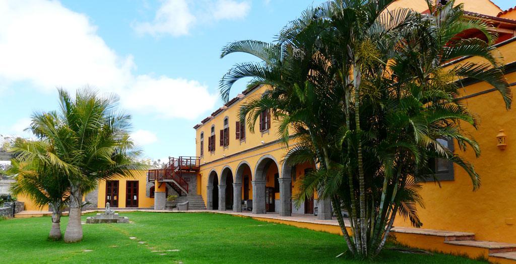 Bijzondere accommodaties Hacienda Buen Suceso in Arucas (Gran Canaria, Spanje)