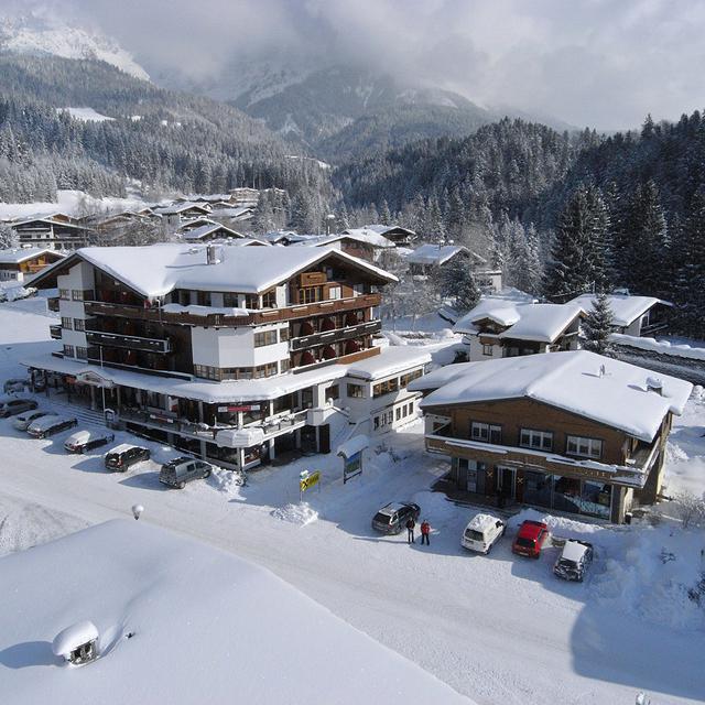 Hotel Alpin Tirol