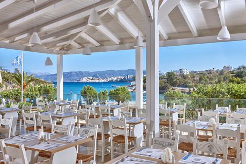 Goedkope zonvakantie Kreta - Hotel Vasia Ormos - adults only