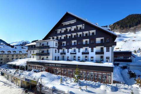 TIP wintersport Arlberg ⛷️Hotel Post