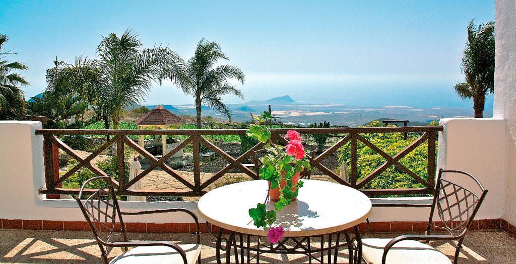 Bijzondere accommodaties Finca Vista Bonita in San Miguel de Abona (Tenerife, Spanje)
