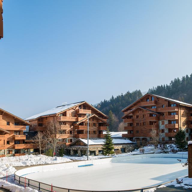 Meer info over Résidence PV Premium Les Fermes du Soleil  bij Sunweb-wintersport