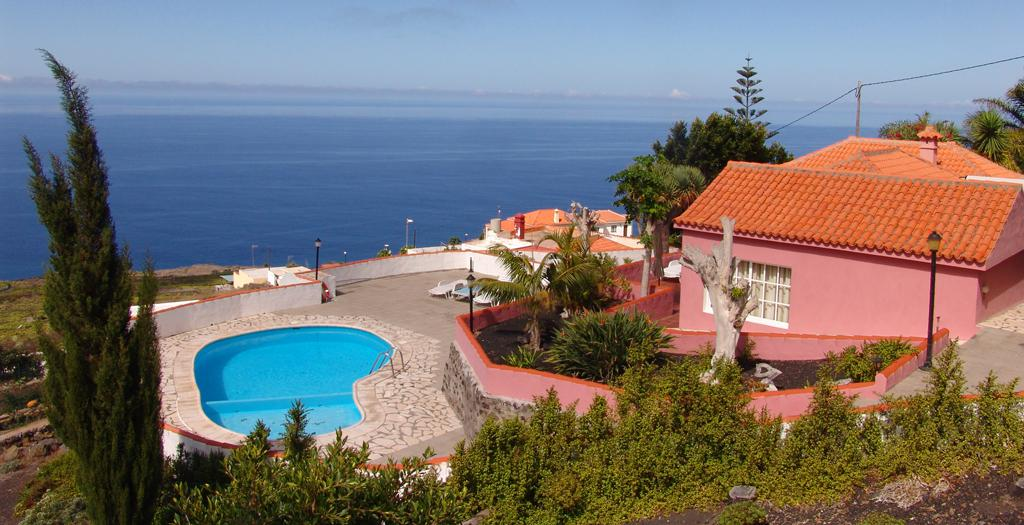 Bijzondere accommodaties Casa Eva in Los Quemados (La Palma, Spanje)