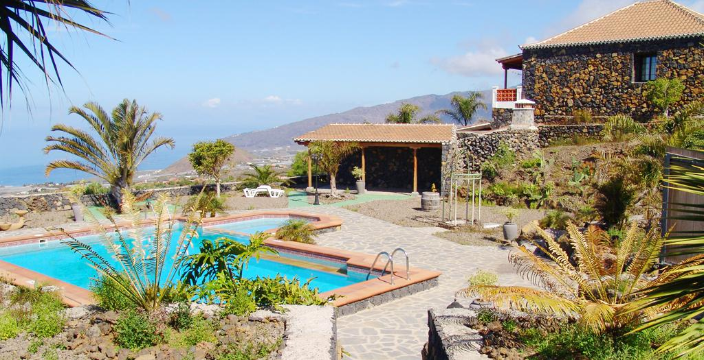 Bijzondere accommodaties Casita Cancelita in Los Llanos de Aridane (La Palma, Spanje)