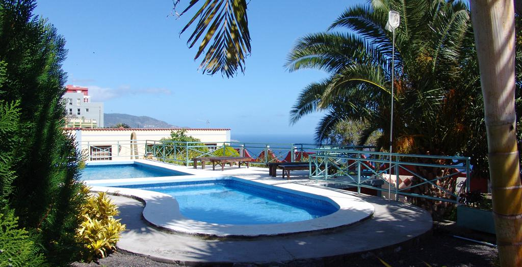 Bijzondere accommodaties Villa Asuncion in Las Breñas (La Palma, Spanje)