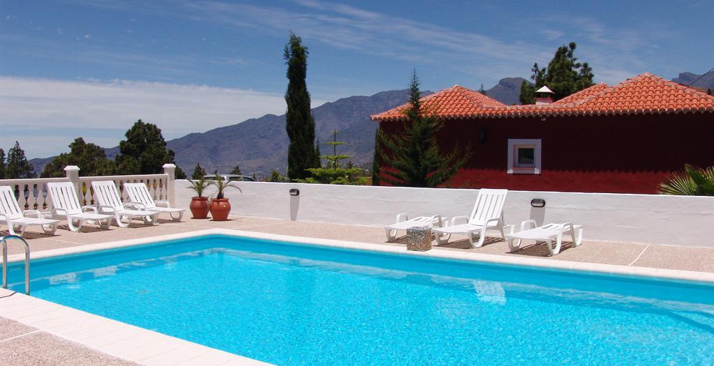 Bijzondere accommodaties Villas las Cercas in Todoque (La Palma, Spanje)