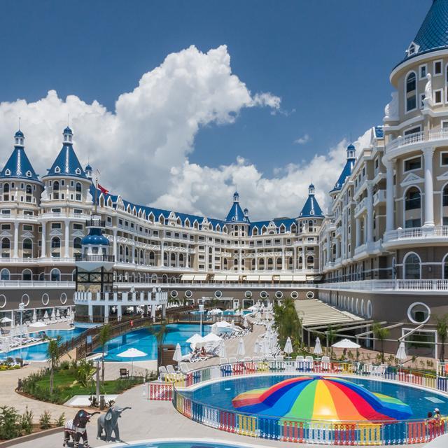 Alanya - Hotel Haydarpasha Palace