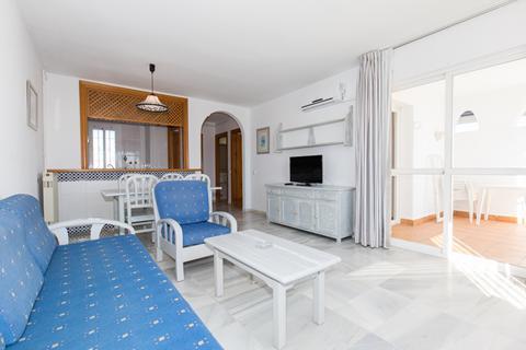 Goedkope zonvakantie Andalusië - Costa de Almería - Appartementen Golf Center
