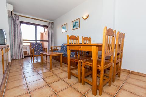 Goedkope zonvakantie Andalusië - Costa de Almería - Appartementen Estrella de Mar