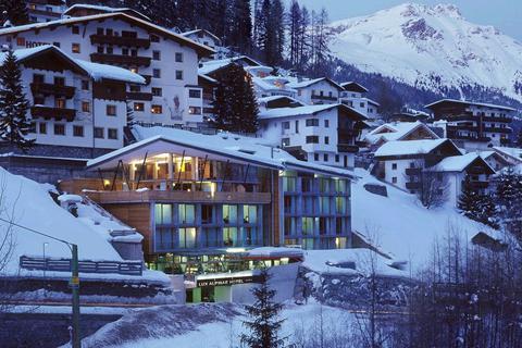 Top skivakantie Arlberg Skiregion ⛷️Hotel Lux Alpinae