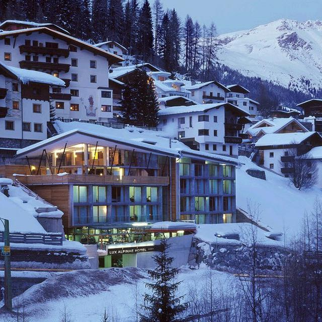 Hotel Lux Alpinae Tirol