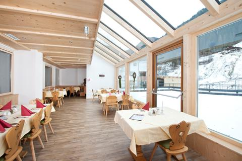 Goedkope wintersport Silvretta Arena ⛷️Hotel Mallaun