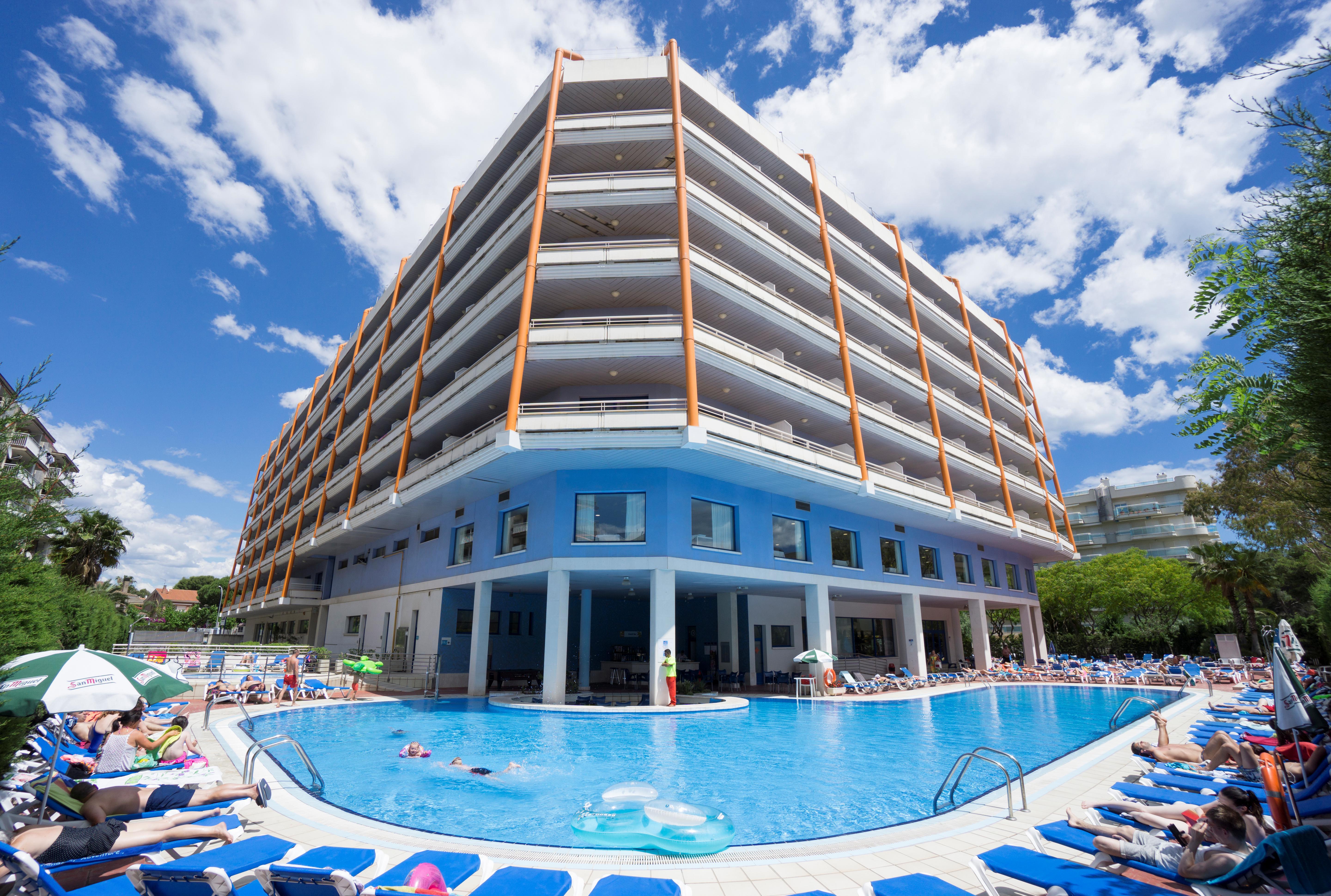 Reviews Hotel Piramide Salou