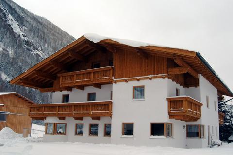 Korting wintersport Sölden-Hochsölden ⛷️Appartementen Holzknecht
