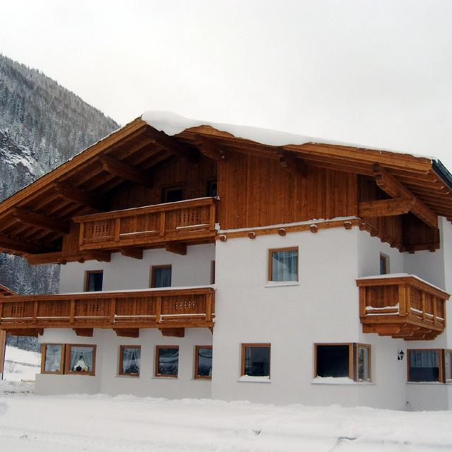 Appartementen Holzknecht Tirol