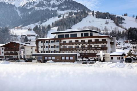 Goedkope wintersport Kitzbüheler Alpen ⛷️Hotel Taxacherhof