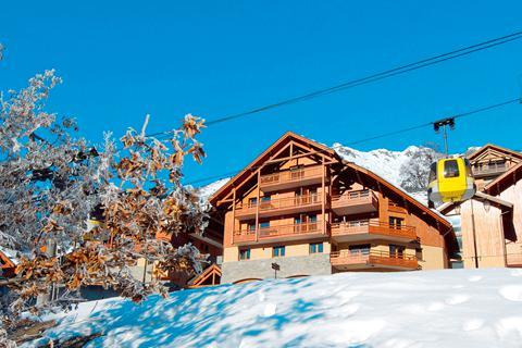 Goedkope wintersport Alpe d'Huez ⛷️Résidence Odalys Prestige La Cascade - Les Epinettes