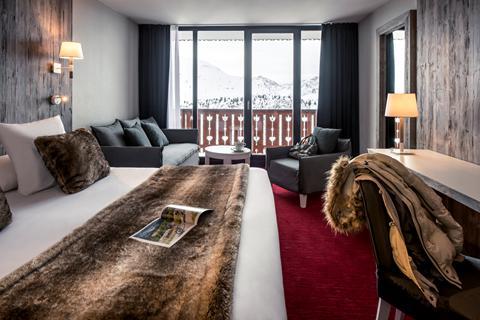 Fantastische wintersport Alpe d'Huez ⛷️Hotel Le Pic Blanc