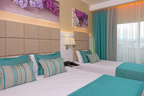 Last minute zonvakantie Turkse Rivièra - Hotel Asia Beach Resort & Spa