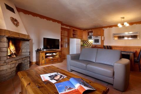 Goedkope skivakantie Les Trois Vallées ⛷️Residence Chalet des Neiges Plein Sud