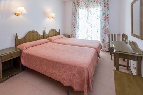 Goedkope zonvakantie Costa Brava - Hotel Mercè
