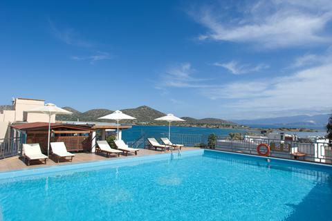 Goedkope zonvakantie Kreta - Hotel Elounda Akti Olous