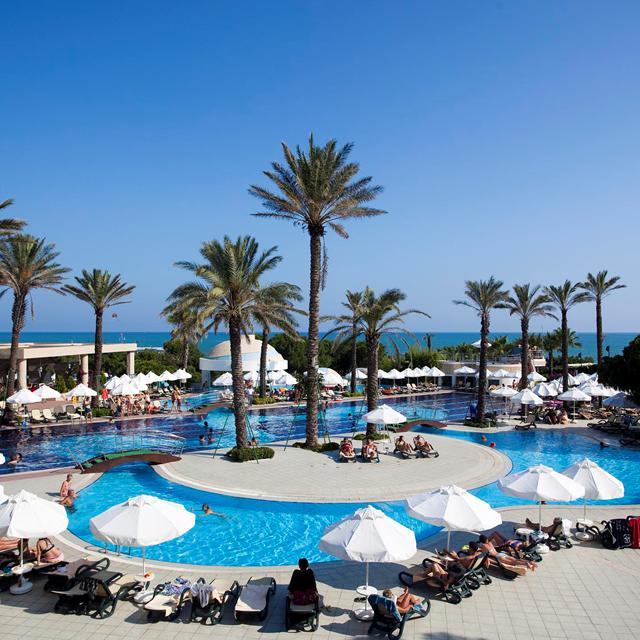 Hotel Limak Atlantis (winterzon)