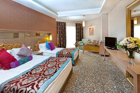 Goedkope zonvakantie Turkse Rivièra - Hotel Royal Holiday Palace
