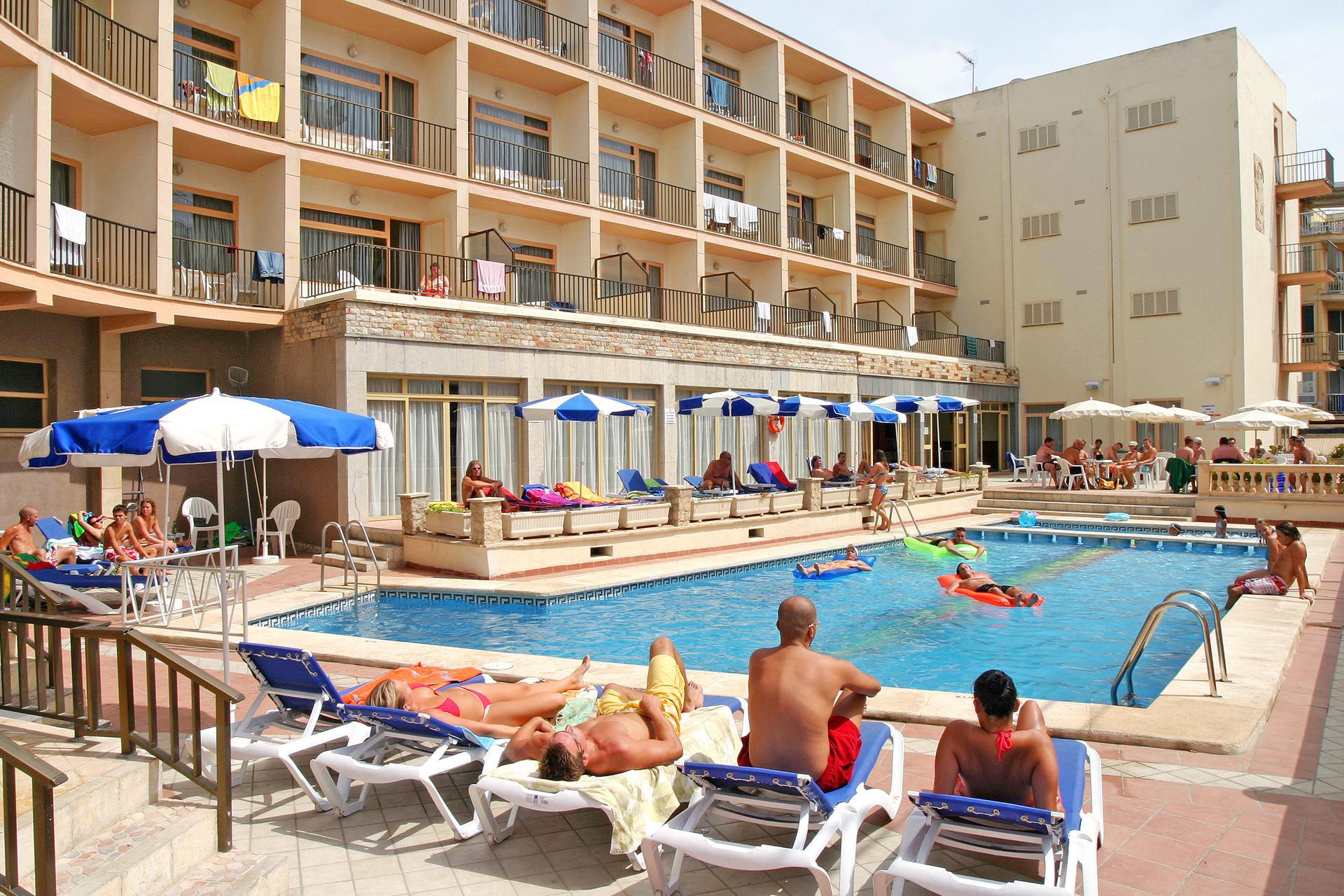 Hotel Iris Mallorca Spanien Sunweb
