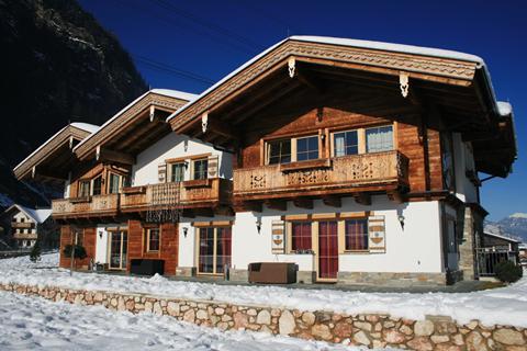 Goedkope wintersport Zillertal ⛷️Chalet Schnee