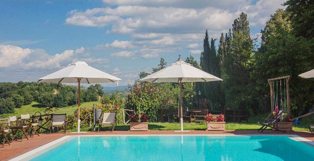 Bijzondere accommodaties Appartementen Il Gavillaccio in Figline Valdarno (Toscane, Italië)