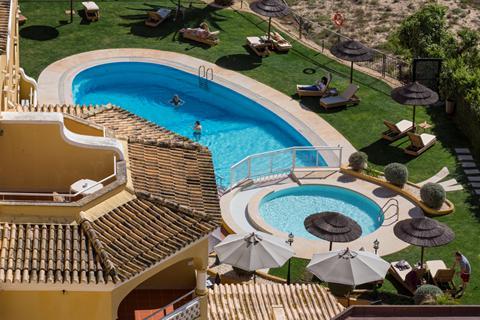 Korting vakantie Algarve 🏝️Aparthotel AP Oriental Beach
