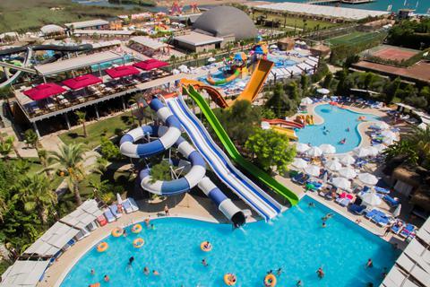 Last minute zonvakantie Turkse Rivièra 🏝️Hotel Saturn Palace Resort