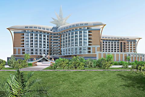 Goedkope vakantie Turkse Rivièra - Hotel Royal Seginus