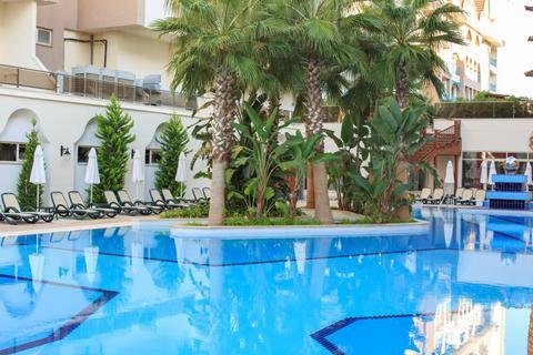 All inclusive zonvakantie Turkse Rivièra - Hotel Side Crown Palace