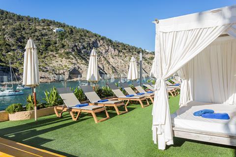 All inclusive herfstvakantie Ibiza - Hotel Palladium Cala Llonga