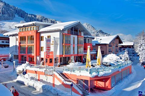 Goedkoop op wintersport Kitzbüheler Alpen ⛷️Hotel Schweizerhof