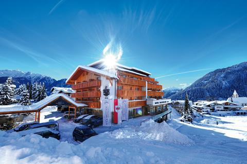 Goedkope wintersport Serfaus-Fiss-Ladis ⛷️Hotel Maximilian