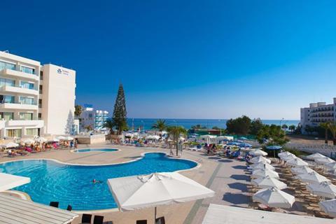 All inclusive zonvakantie Cyprus. - Tsokkos Hotel Odessa Beach