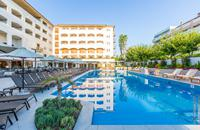 Hotel Theartemis Palace - halfpension