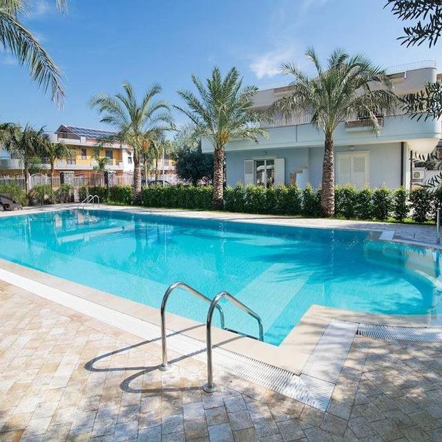 Villa Galati Resort - inclusief huurauto