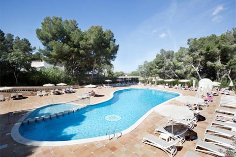 Goedkope zonvakantie Mallorca - Hotel Grupotel Orient