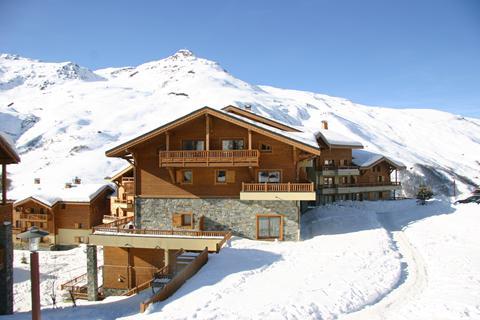 TIP skivakantie Les Trois Vallées ⛷️Résidence Les Clarines