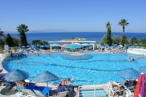 All inclusive zonvakantie Noord-Egeïsche Kust - Hotel Grand Blue Sky