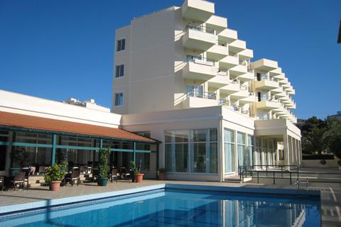 Goedkope zomervakantie Karpathos - Hotel Miramare Bay