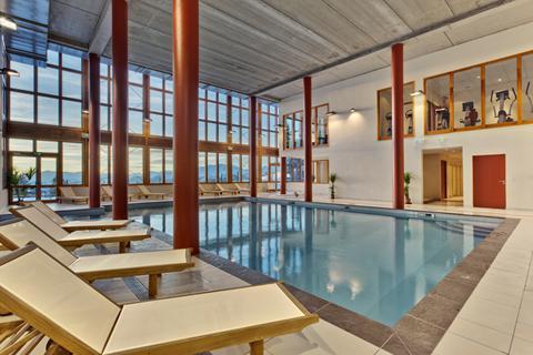 Goedkope skivakantie Paradiski ⛷️Residence Odalys Prestige Edenarc