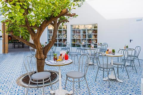 Last minute zonvakantie Mallorca 🏝️Hotel Fergus Style Palmanova